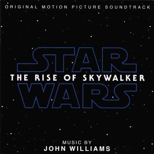 John Williams <br>Star Wars: The Rise Of Skywalker (Original Motion Picture Soundtrack)<br>CD